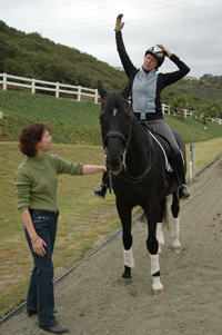 Mounted Feldenkrais exercises improve body awareness
