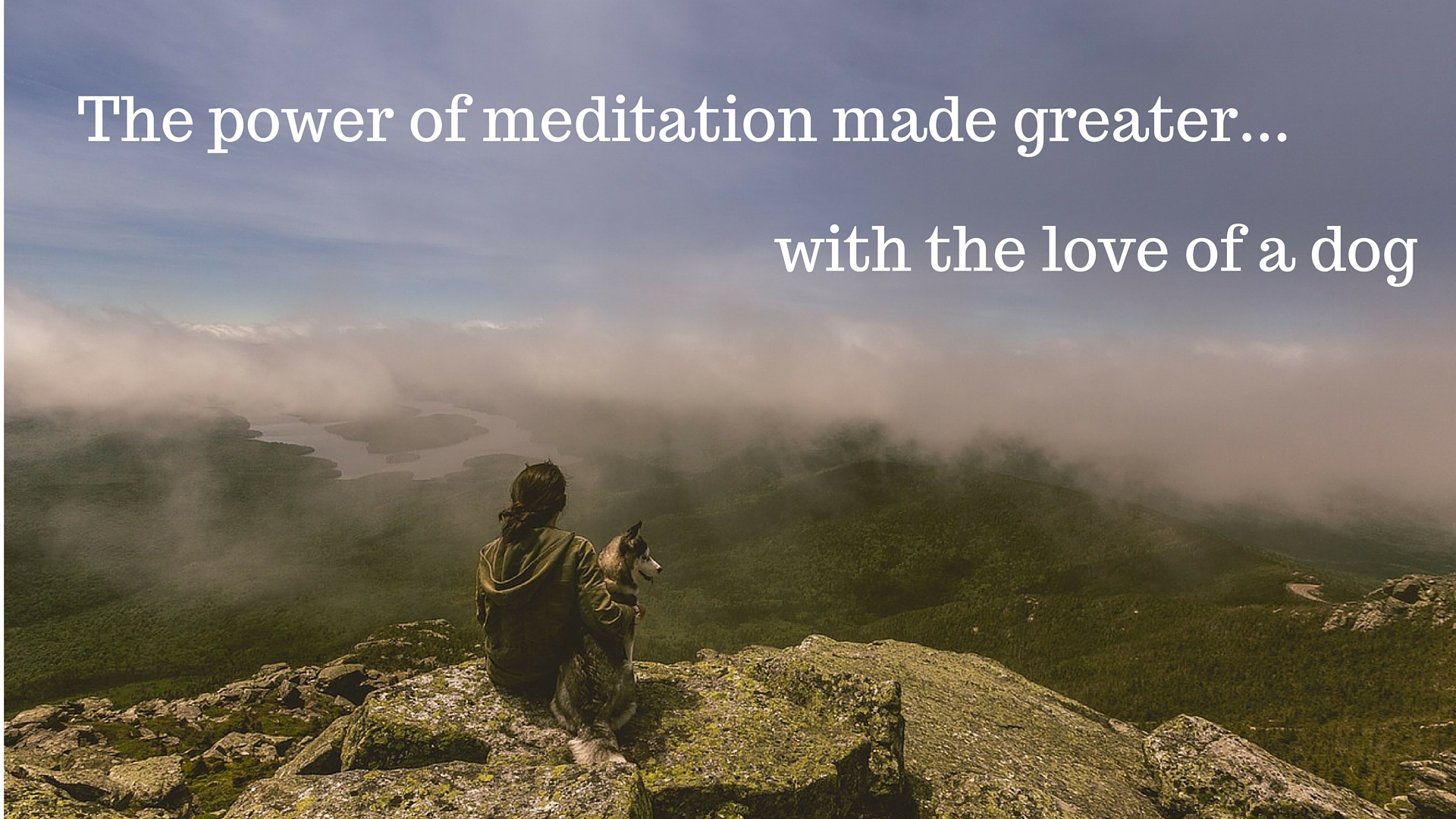 the power of meditation made even greater
